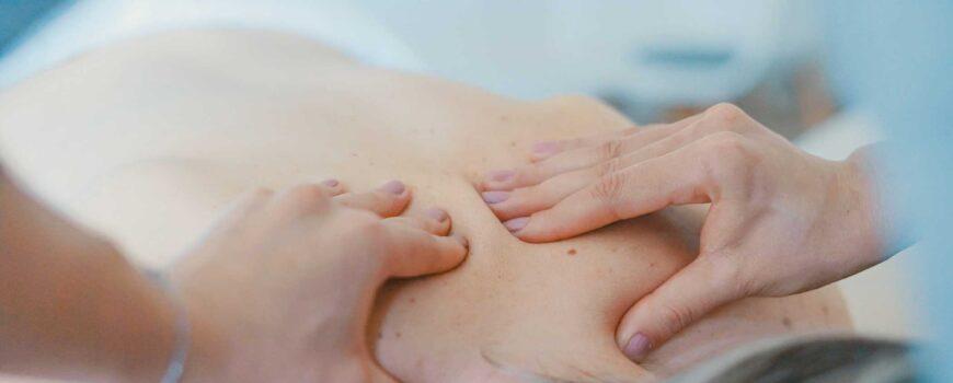 Massage - fysioterapi
